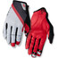 Giro DND Bike Gloves red/black